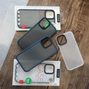 "Ốp LIKGUS lưng mờ iPhone 12 Pro 6.1"""